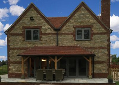 New build house Oxfordshire